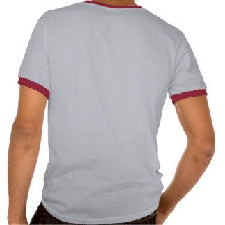 Jackal Pack patch men s ringer Shirt