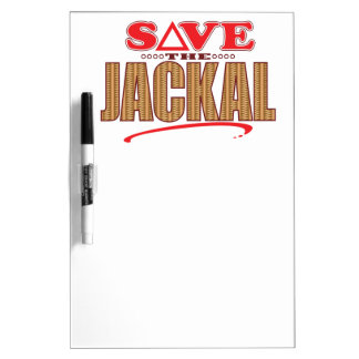 Jackal Save Dry-Erase Board