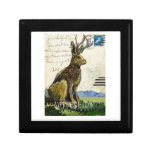 Jackalope #2 by James J. Froese Gift Box