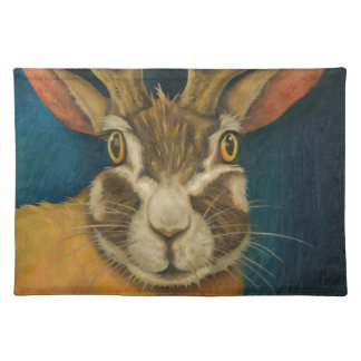 Jackalope Cloth Placemat