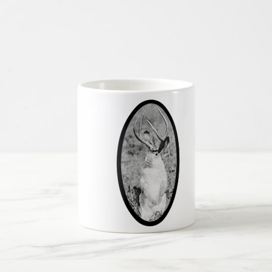 JACKALOPE COFFEE MUG | Zazzle.com