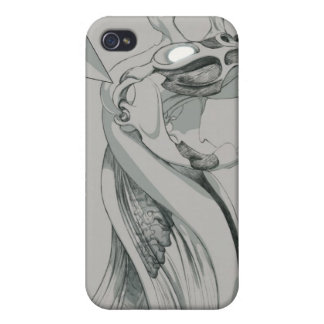 Jackalope for iphone4 iPhone 4 case