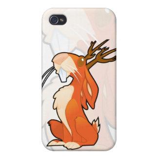 Jackalope iPhone 4 Case