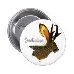 Jackalope Pin