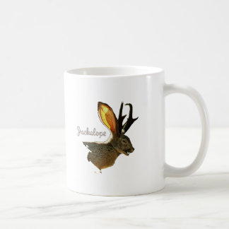 Jackalope Tazas De Café