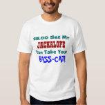 Jackalope vs. Bass-Cat Shirt