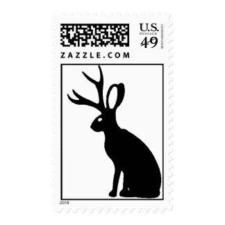 Jackalopostage Postage Stamps