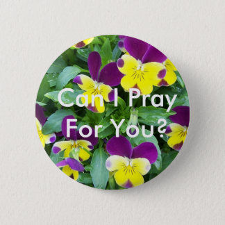 jackanapes viola, Can I Pray For You? Pinback Button