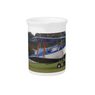 Jackaroo Lined Up For Takeoff Drink Pitcher