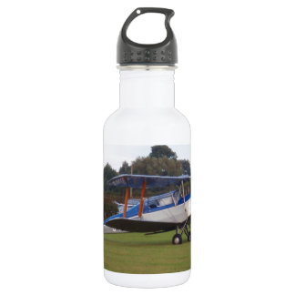 Jackaroo Lined Up For Takeoff Stainless Steel Water Bottle