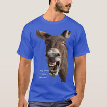 Jackass Cousin. T-Shirt