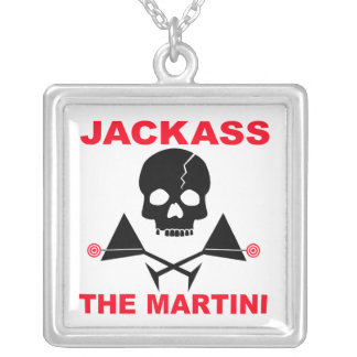 Jackass, The MARTINI - Necklace