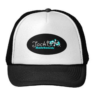 JackBox BlackHat Trucker Hat