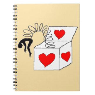 Jackbox Libro De Apuntes Con Espiral