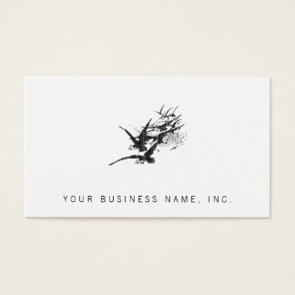 Jackdaws Business Card