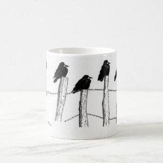 Jackdaws Coffee Mug