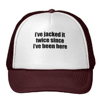 Jacked2 Trucker Hat