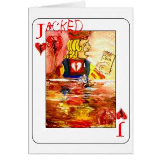 JACKED CARD