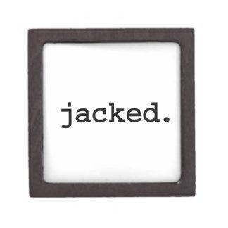 jacked. gift box