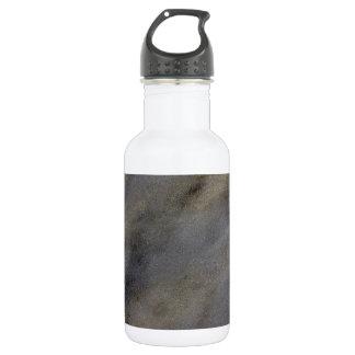 Jackel Leopard Stone -- Weathered Rock Stone 18oz Water Bottle