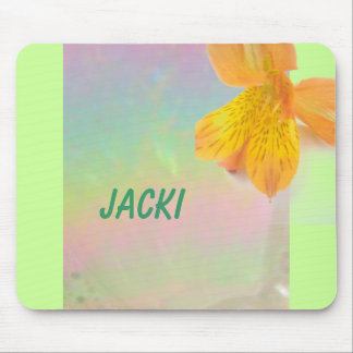 Jacki Mouse Pad