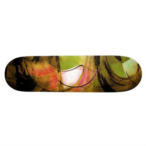 Jackie Art Custom Skate Board 3