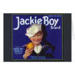Jackie Boy Card