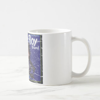 Jackie Boy - distressed Coffee Mug
