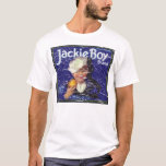 Jackie Boy - distressed T-Shirt