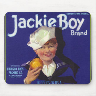 Jackie Boy Mouse Pad