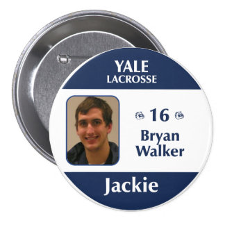 Jackie - Bryan Walker Button