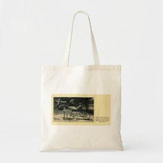 Jackie Coogan 1922 vintage portrait bag