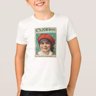 Jackie Coogan-The Kid Vintage 1925 Magazine Shirt