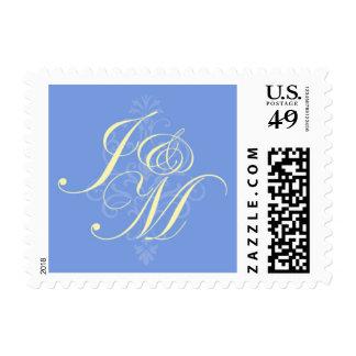Jackie Invitation Stamp