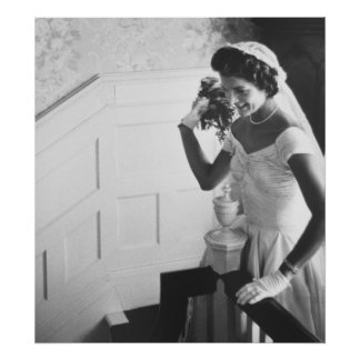 Jackie Kennedy: 1953 Poster