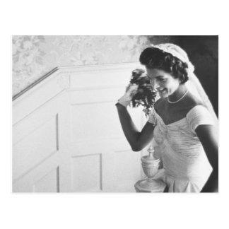 Jackie Kennedy, 1953 Tarjetas Postales