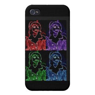 Jackie Kennedy iPhone 4/4S Funda