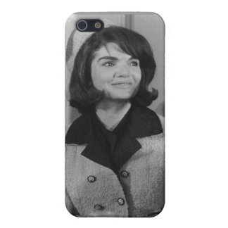 Jackie Kennedy iPhone 5 Cases