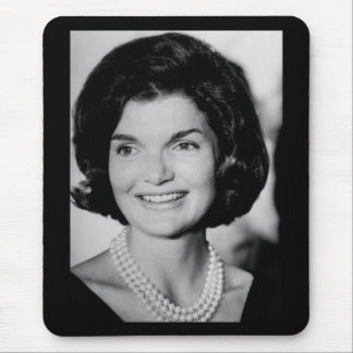 Jackie Kennedy Mouse Pad