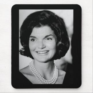Jackie Kennedy Mouse Pad