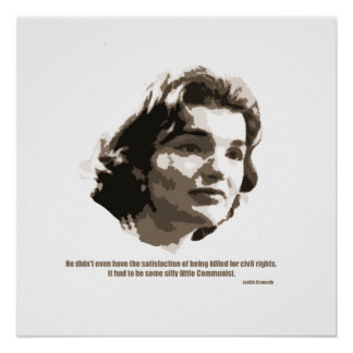 Jackie Kennedy  poster