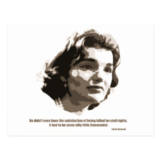 Jackie Kennedy Postal