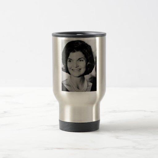 Jackie Kennedy Taza De Café