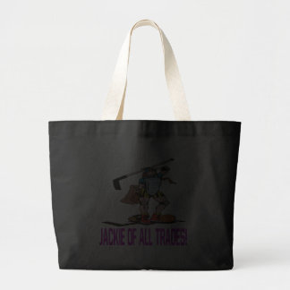 Jackie Of All Trades Canvas Bag