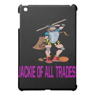 Jackie Of All Trades iPad Mini Cover