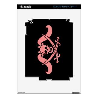 Jackie Rackham II Decals For iPad 3