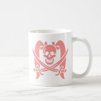 Jackie Rackham Classic White Coffee Mug