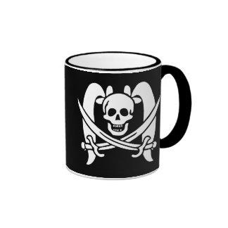 Jackie Rackham Ringer Mug