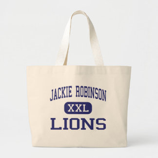 Jackie Robinson Lions Middle Milwaukee Bags