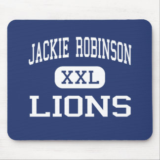 Jackie Robinson Lions Middle Milwaukee Mouse Pad